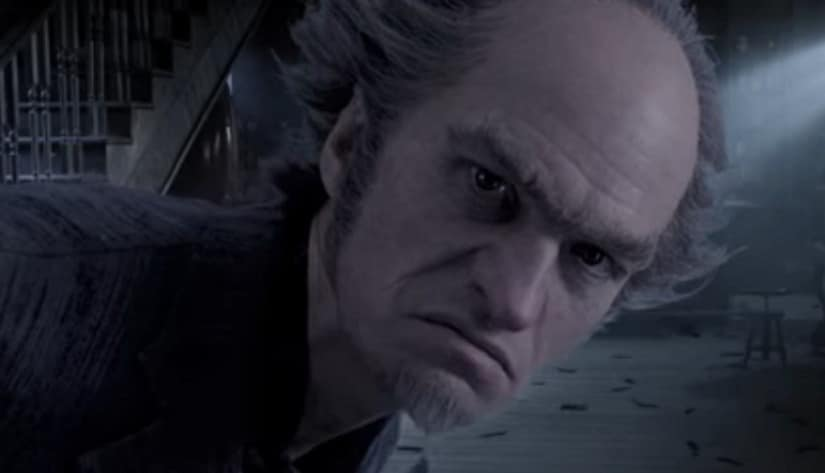 Neil Patrick Harris in a still from A Series Of Unfortunate Events. YouTube