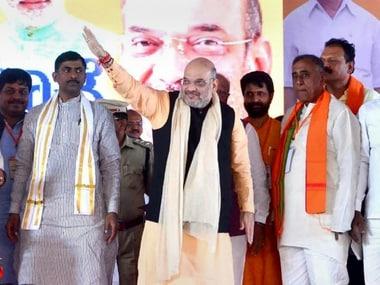 Congress-backed bandh and a diatribe by Amit Shah sets a nasty tone for Karnataka Assembly poll
