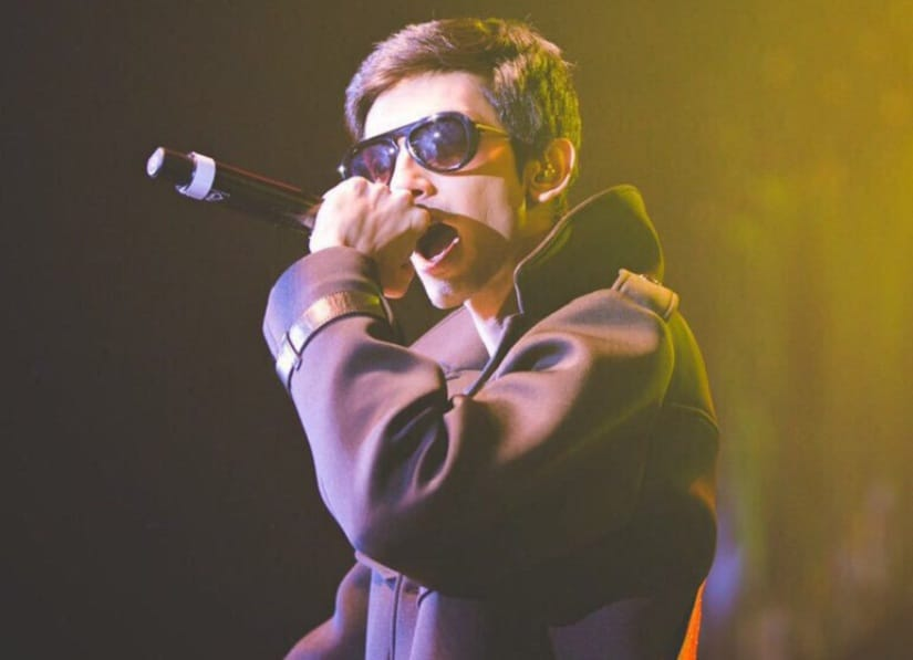 Anirudh Ravichander. Image from Twitter/@AnirudhUnited