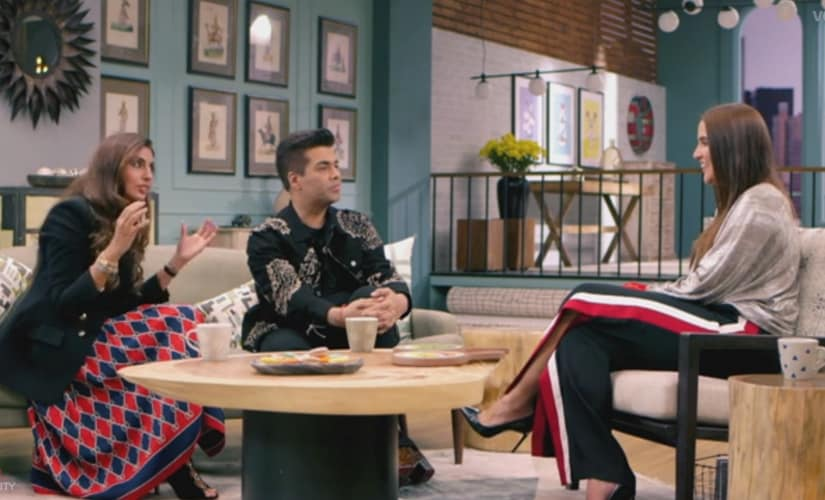 Best moments from Bffs with Vogue starring Karan Johar, Shweta Nanda-Bachchan