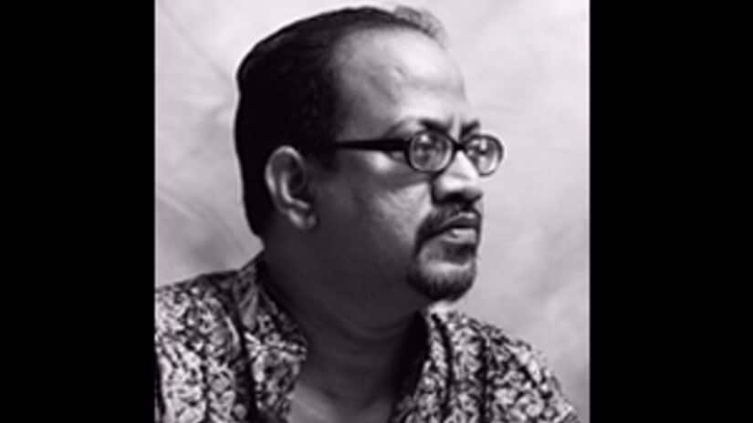 Veteran journalist, writer and political analyst Gnani. Image via Twitter/@gnaniohpakkam