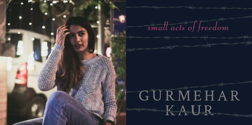 In Small Acts of Freedom, Gurmehar Kaur poignantly weaves together stories of her family, identity