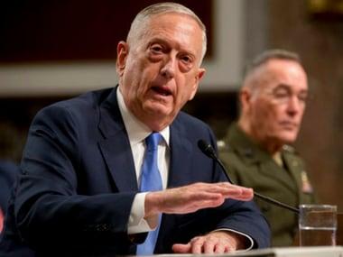 File image of Jim Mattis. AP