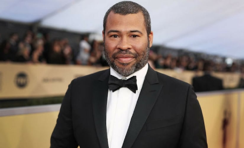Get Out director Jordan Peele/Image from Twitter.