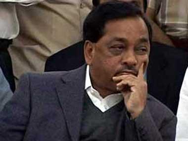 File image of Narayan Rane. IBNLive