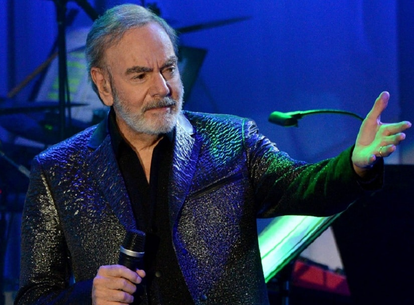 Neil Diamond. Getty Images.