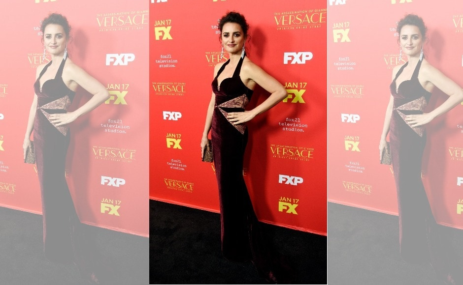 Penelope Cruz, Ricky Martin shine at LA screening of The Assassination of Gianni Versace