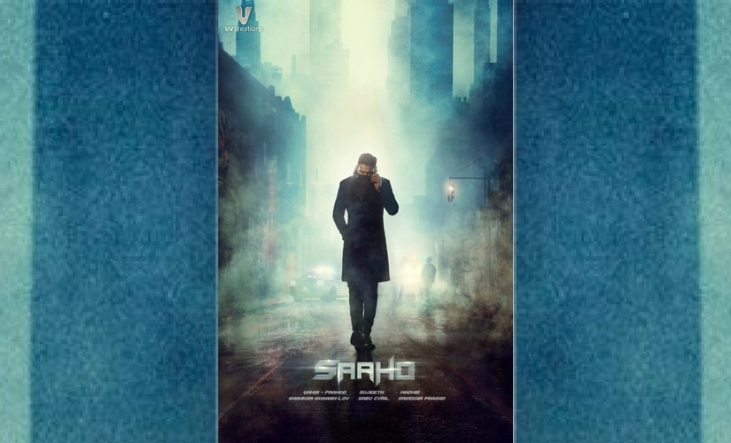 Poster for Sahoo/Image from Twitter.