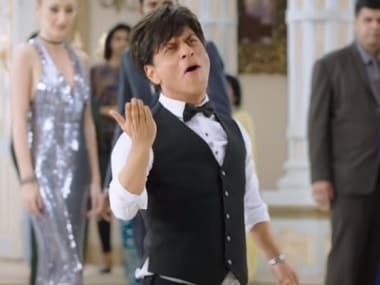 Shah Rukh Khan thanks Shekhar Kapur for appreciating Zero teaser: It's the biggest compliment