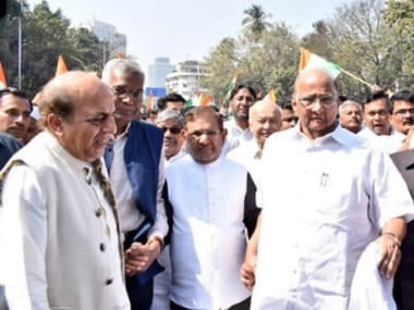 As Opposition unites for 'Save Constitution' march, Sharad Pawar says parties to mull next move against BJP on 29 January
