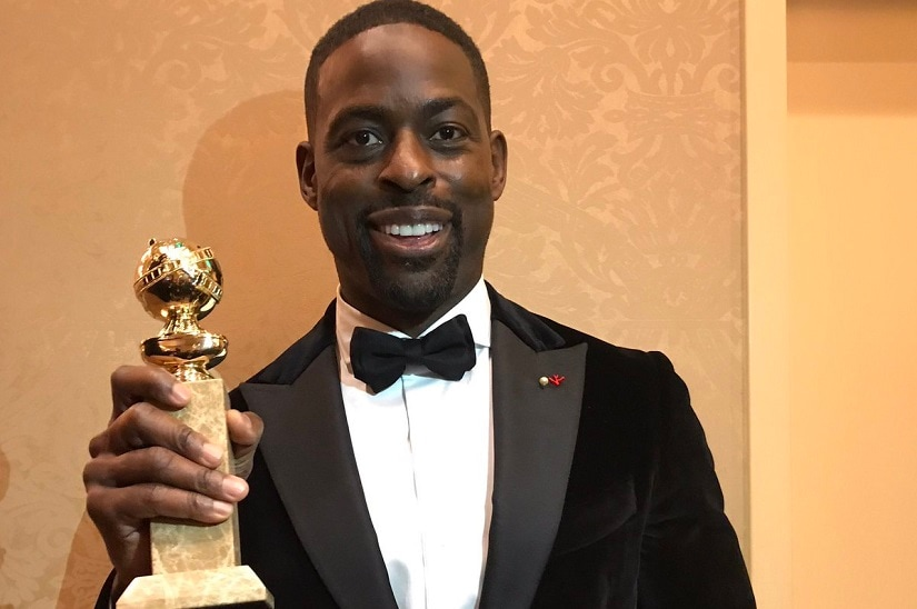 Sterling K Brown. Image from Twitter/@SterlingKBrown.