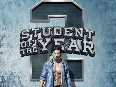 Student of the Year 2 first look: Tiger Shroff goes back to school; film will release on 23 November