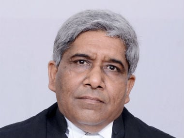 Allahabad High Court judge Sudhir Agarwal. Image courtesy: allahabadhighcourt.in