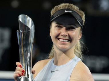 Brisbane International: Elina Svitolina breezes past Aliaksandra Sasnovich to lift title