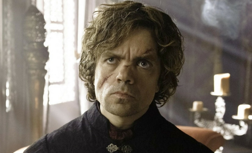 Peter Dinklage as Tyrion Lannister/Image from Twitter.