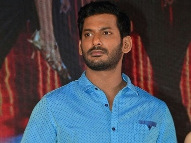 Vishal at Irumbu Thirai audio launch: I would have played the villains role if given a chance