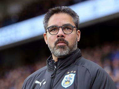 File image of Huddersfield Town manager David Wagner. AP