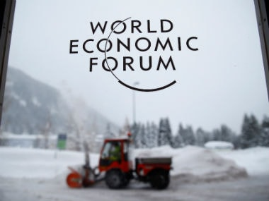 World Economic Forum. Reuters.