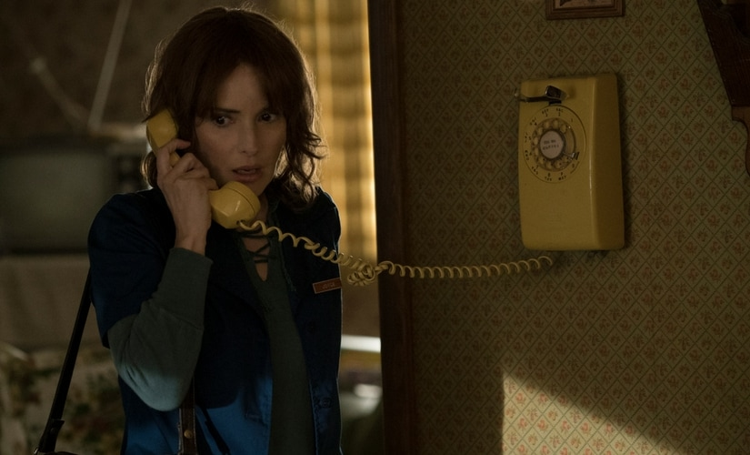 A still of Winona Ryder from Stranger Things/Image from YouTube.