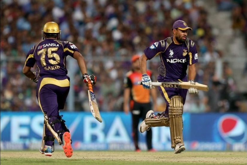 File image of Yusuf Pathan. Image courtesy: IPL