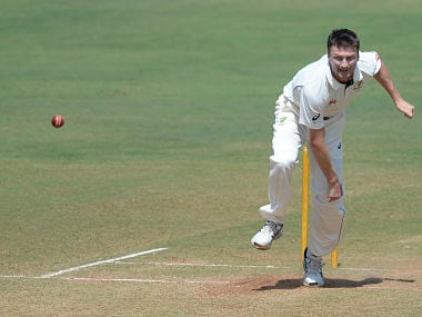 Jackson Bird ruled out due to hamstring injury, Australia call Chadd Sayers for South Africa tour