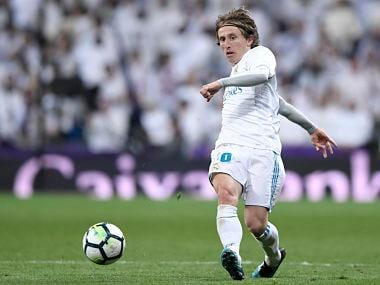 La Liga: Luka Modrics thigh injury makes him latest player to join list of injured Real Madrid players
