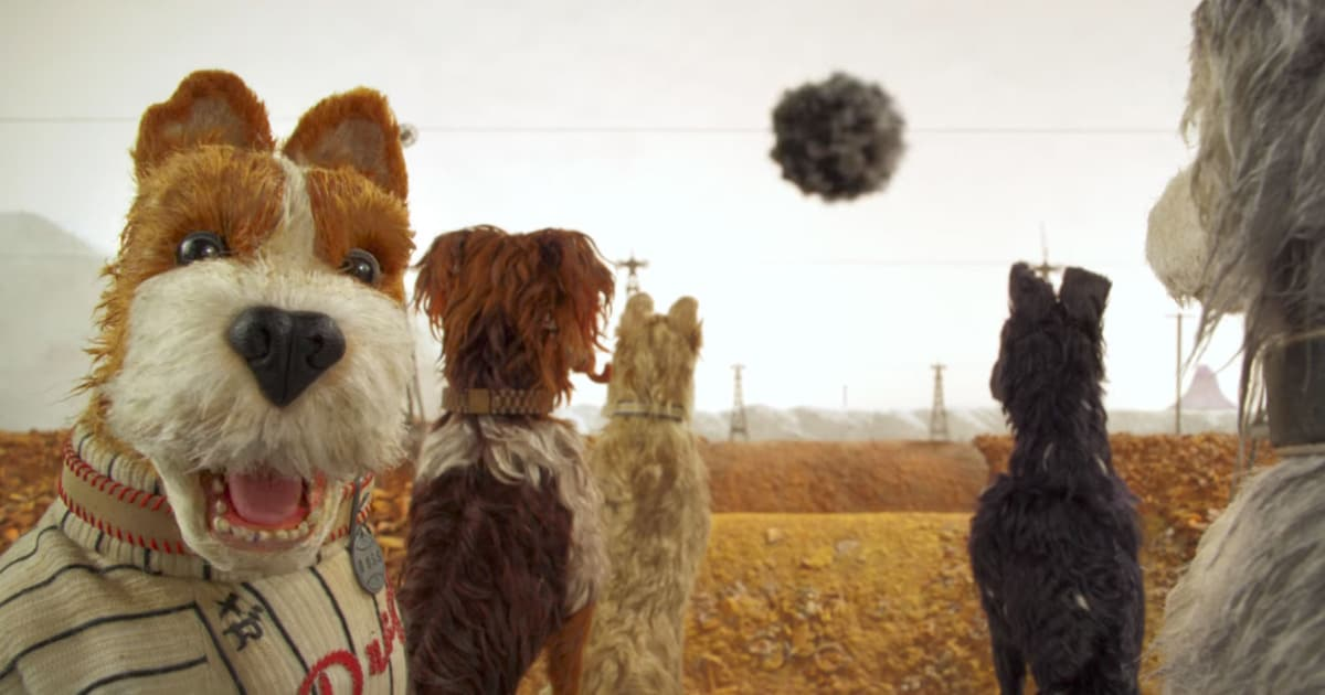 A still from Isle of Dogs. YouTube