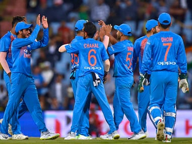 India will be looking to end the tour on a high by clinching the T20I series. AFP