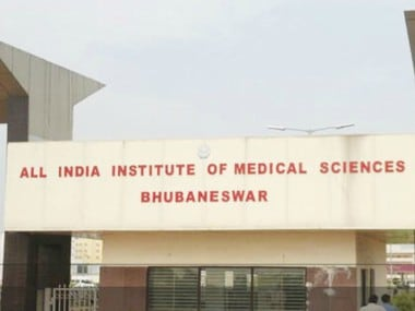 File photo of AIIMS Bhubaneswar. Image courtesy: AAaiimsbhubaneswar.edu.in