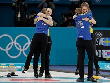 Winter Olympics 2018: Sweden beat South Korean Garlic Girls to clinch womens curling gold