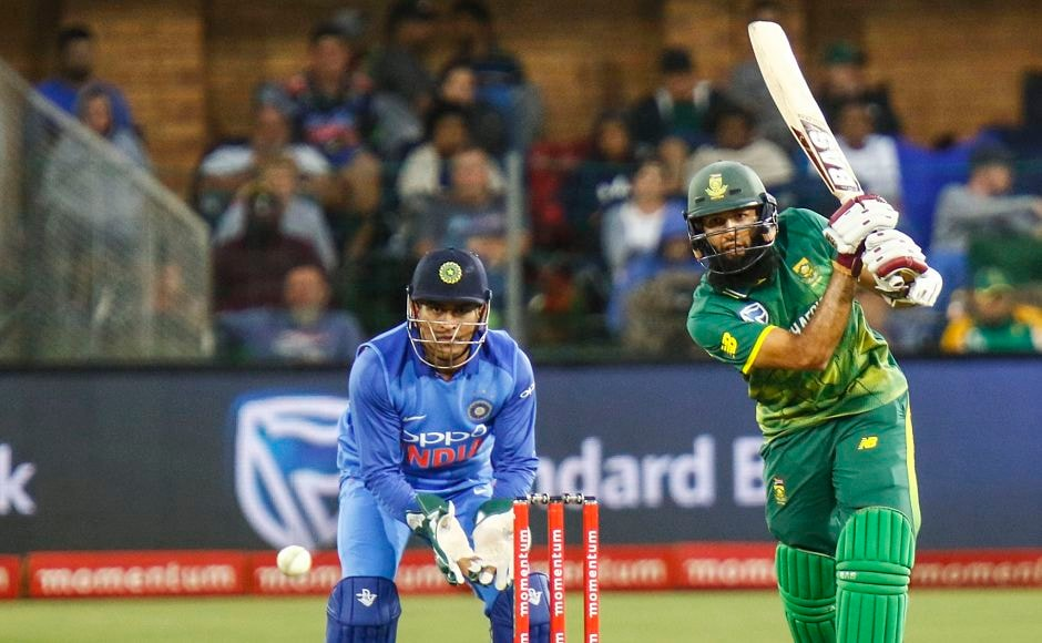 Hashim Amla too returned to form with a fighting 71. He held the South African innings together with a gritty 71 before he was run out by Hardik Pandya's from mid off. Amla's wicket proved to be the turning point in the match. PTI