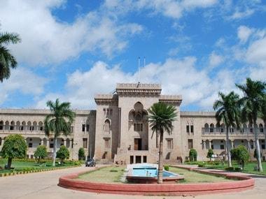 Osmania University. ASI
