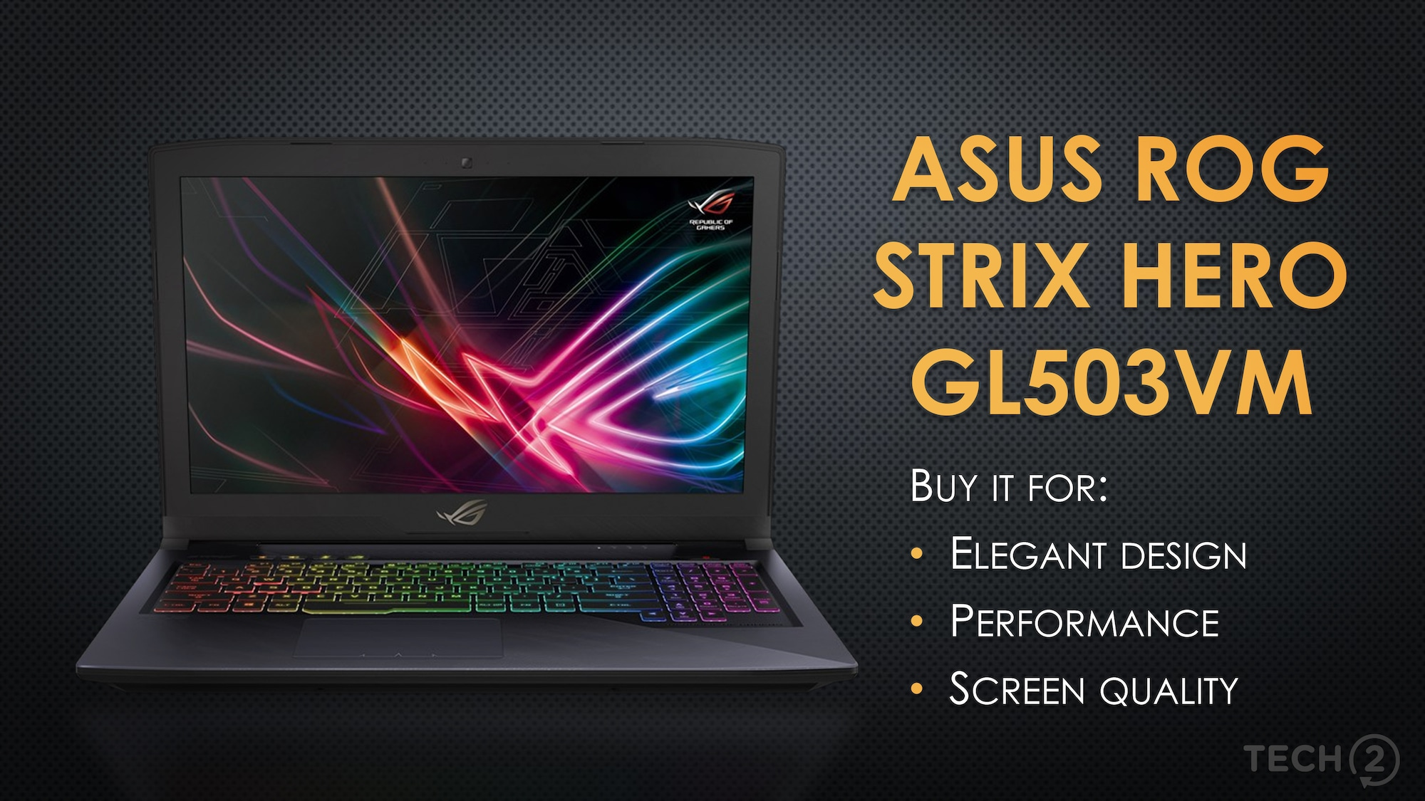 ASUS ROG Strix Hero Edition GL503VM gaming laptop review