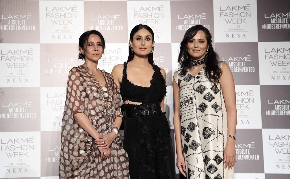 Kareena Kapoor Khan, who is also Lakmé's brand ambassador said,