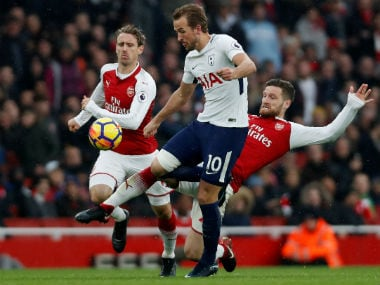Premier League: Before crucial tie, a look at 5 memorable matches between Arsenal and Tottenham