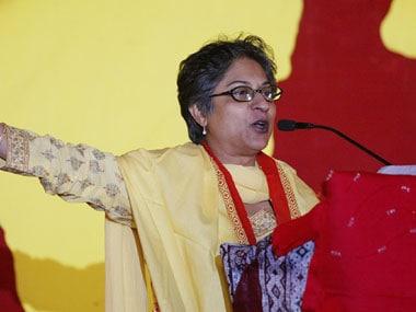 File image of Asma Jahangir. Reuters