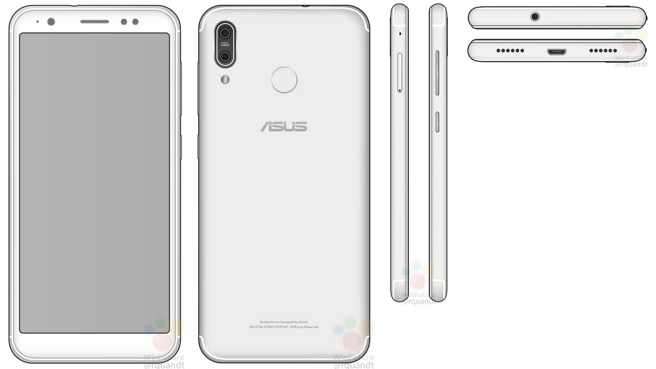 Asus ZenFone 5 spotted online before expected launch at MWC