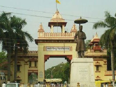Row erupts in BHU over play on Nathuram Godse after students allege Mahatma Gandhi is shown in poor light