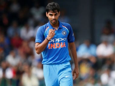 File image of Bhuvneshwar Kumar. Reuters