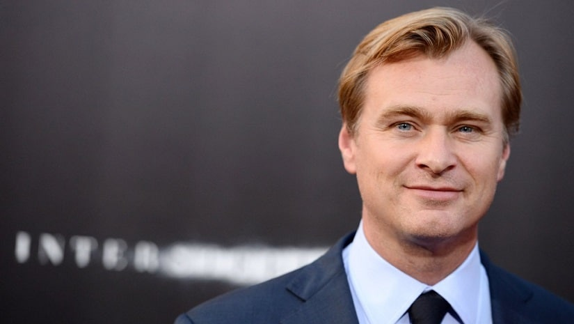 Christopher Nolan. File image.