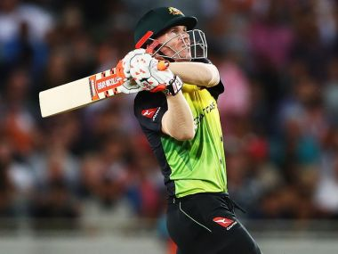 David Warner flags elbow pain after smashing 14 off 3 deliveries batting right-handed in BPL, will return to Australia