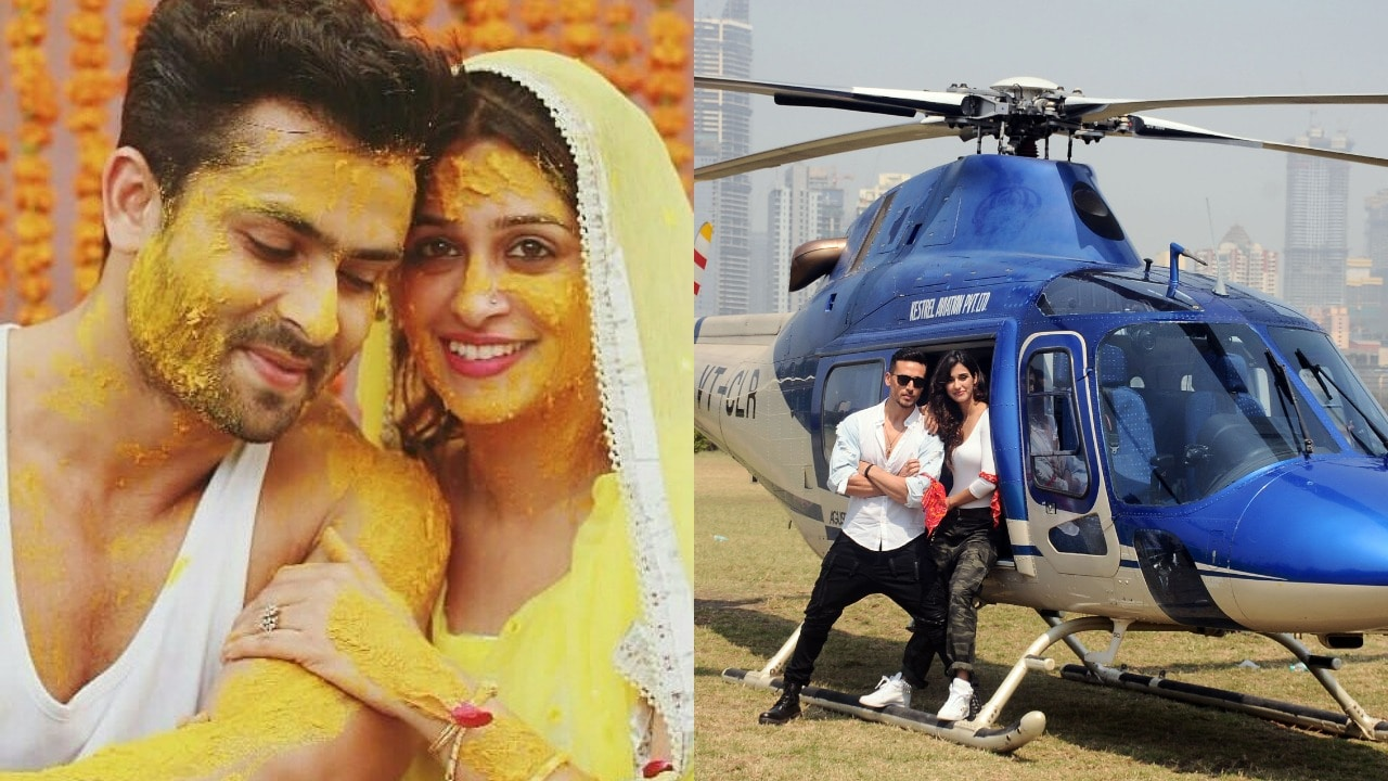 Dipika Kakar, Shoaib Ibrahim's wedding celebrations; Baaghi 2 trailer launch: Social Media Stalkers' Guide