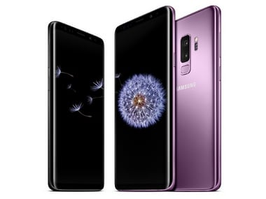 The Samsung Galaxy S9 and S9 Plus. Image: Samsung Newsroom