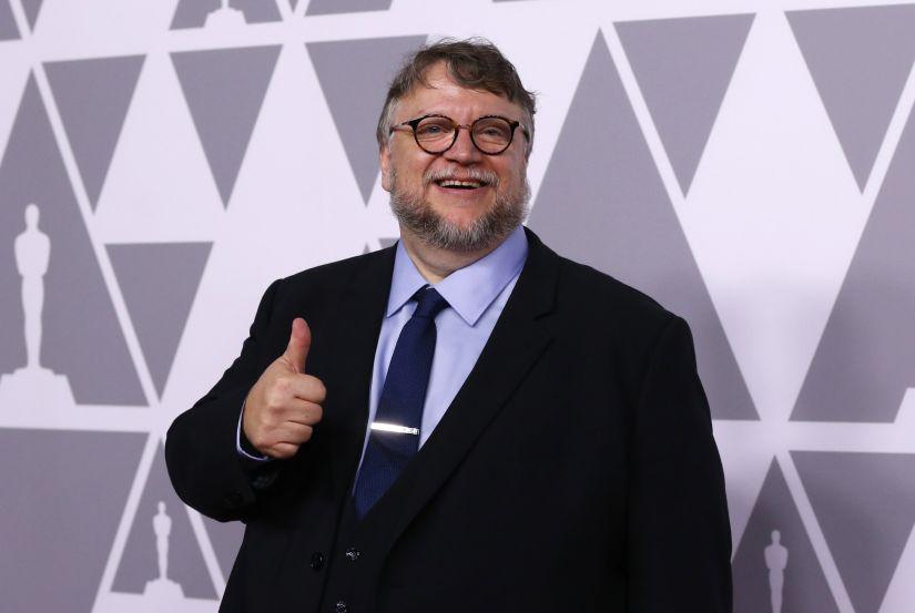 90th Oscars Nominees Luncheon– Arrivals – Los Angeles, California, U.S., 05/02/2018 – Director Guillermo del Toro. REUTERS/Mario Anzuoni - HP1EE251LS2DC