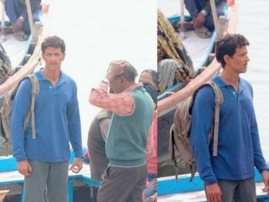Super 30: New pictures of Hrithik Roshan as Anand Kumar revealed from the sets of Vikas Bahl's film