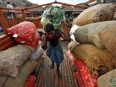 Wholesale price index inflation rises to 2.93% in February on hardening of prices of primary articles, fuel and power