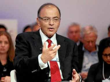 A file image of FM Arun Jaitley.