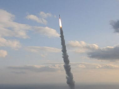 Japan launches worlds smallest rocket with the ability to put micro-satellite into orbit
