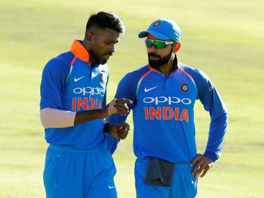 India vs South Africa: Virat Kohli and Co fielding five bowlers in limited overs a potent strategy with World Cup 2019 in mind