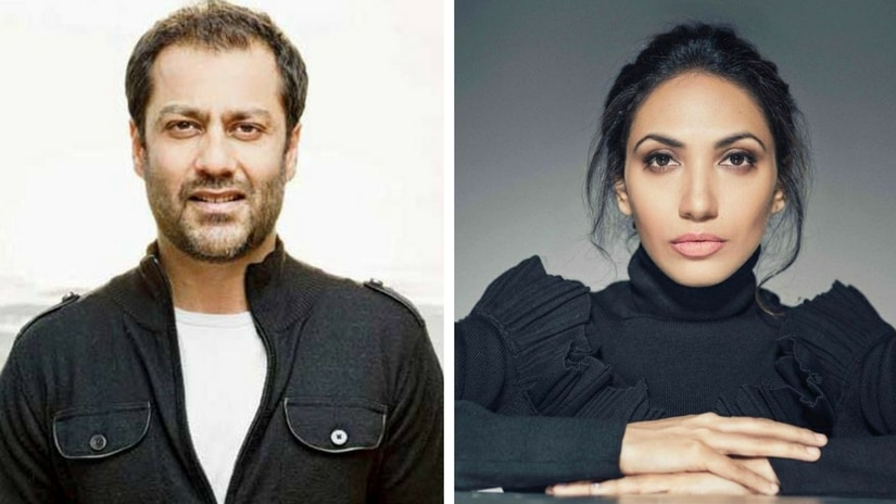 Abhishek Kapoor (left) and Prernaa Arora (right). Facebook